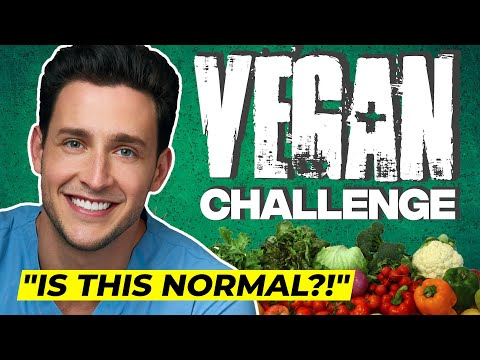 Doctor Mike Goes VEGAN For 30 Days | Here's How My Body Reacted...