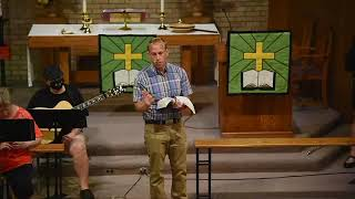 Contemporary Worship - August 19, 2020 - The Twelfth Week after Pentecost