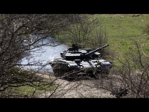 Russia Troop Buildup Raises Concerns