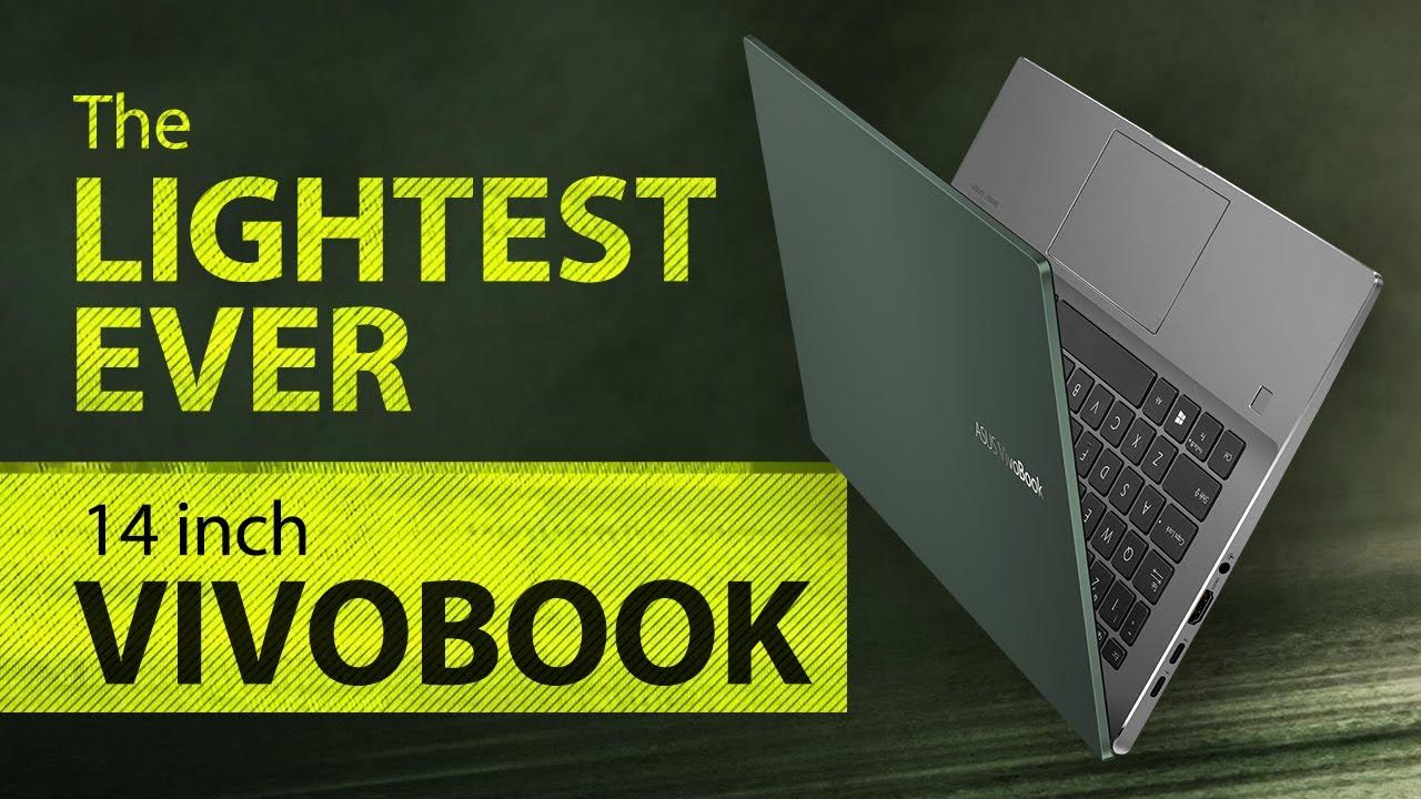 The lightestVivoBookever | The newVivoBookS14 S435