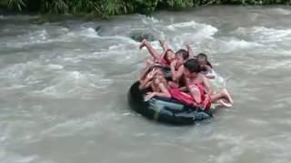 Potensi Wisata Desa Gembyang - River Tubing Kali Bakung