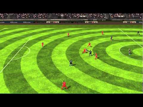 FIFA 14 iPhone/iPad - FC Tangier vs. St. Mirren
