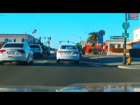 Drive through Red Bluff CA 12-4-2013