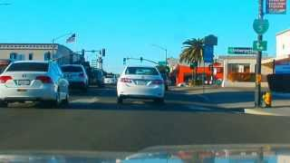 Drive through Red Bluff CA 12-4-2013