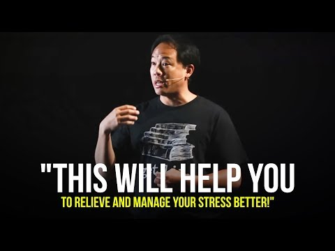 This Will Help You To Relieve and Manage Your Stress BETTER (Use This - IT REALLY WORKS!)