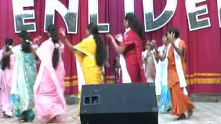 eastern university of srilanka~FCM~enliven function~2010 ~dance ~~hari