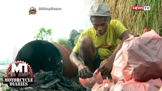 Motorcycle Diaries: Matandang mangangahoy sa dagat ng basura