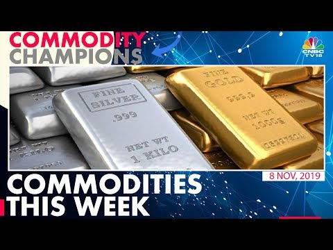 Gold & Silver prices Down By 3% This Week   Commodity Champions