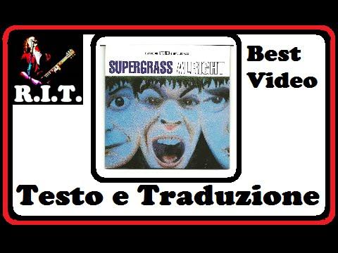 Alright supergrass con testo e traduzione youtube - Dive testo e traduzione ...
