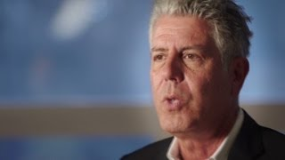 How much sin can Bourdain take?