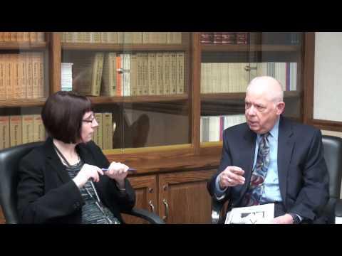 Olivia Clarke interviews Warren Wolfson