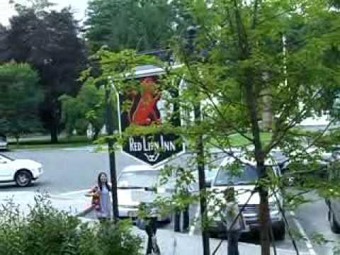 Red Lion Inn in Stockbridge  MA