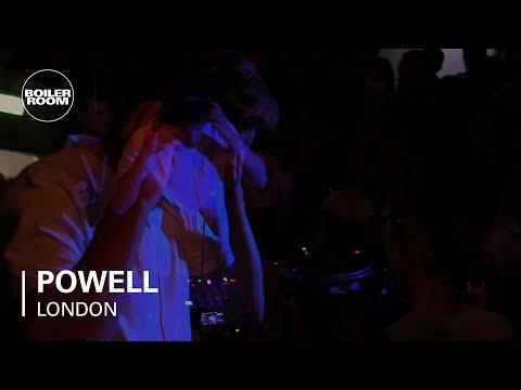 Powell Boiler Room London DJ Set