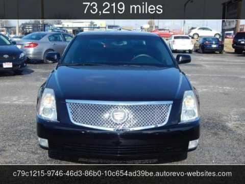 2007 Cadillac Dts V8 Used Cars Lawton Ok 2016 12 17 Youtube