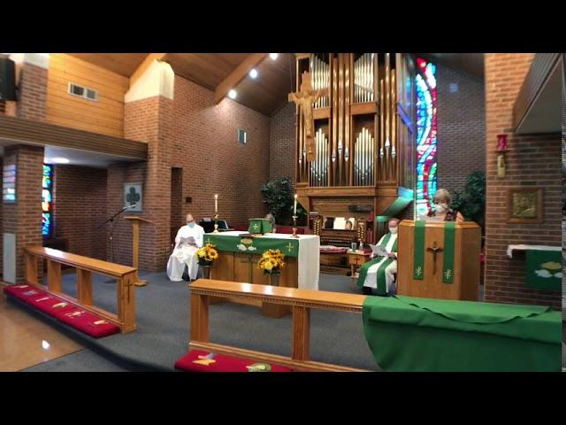 10 Pentecost - Holy Eucharist - Rite II - 8/09/20