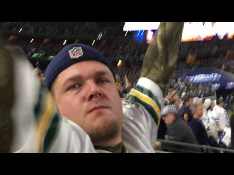 Packers vs Cowboys 01-15-2017