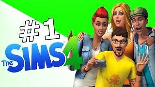 会ったその日にベッドイン The Sims 4 実況プレイ Part1 thumbnail