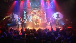 MetaliuM - Fight - Name Of Blood Live