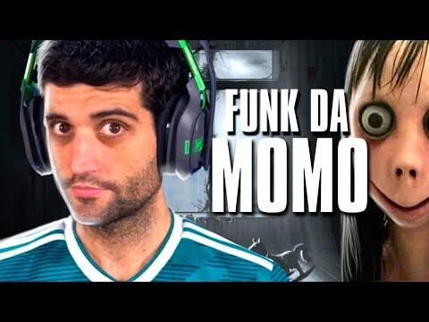 O funk da MOMO, bizarro