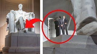 Secrets Hidden in Famous Locations - Part 2