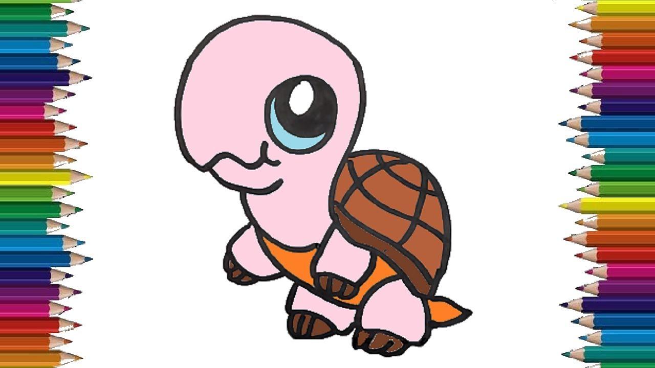 Draw A Turtle Arthtdraw