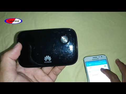 Modem WiFi Pocket Huawei E5776s Unlock Semua Kartu