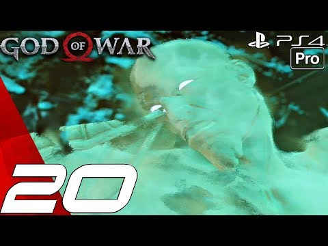 GOD OF WAR 4 - Gameplay Walkthrough Part 20 - Escape From Hell & Flying Ship (PS4 PRO)