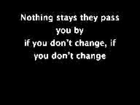Conor and Jay-Change lyrics