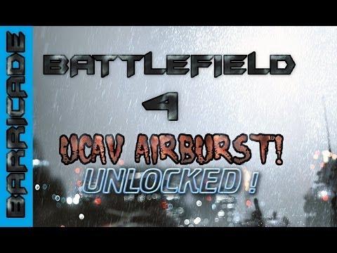 BATTLEFIELD 4 - UCAV Airburst Mode! How to Unlock it for yourself!!