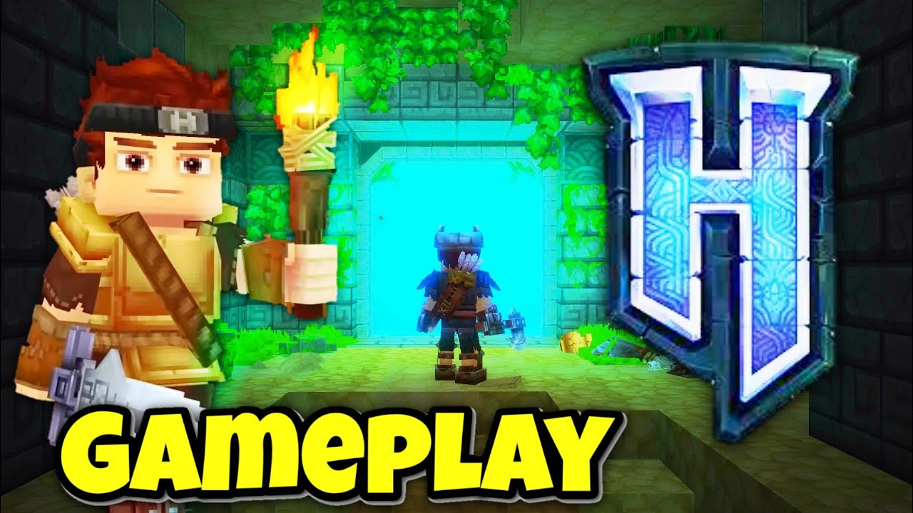 Hytale Gameplay So Far   Part 2 - YouTube