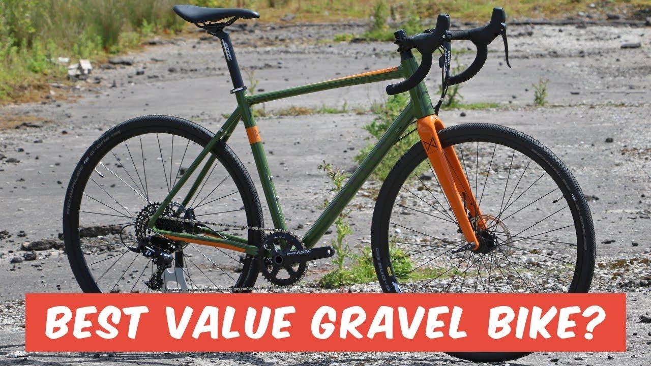 Merlin Malt G1X Gravel Bike | Best Gravel Bike Under £1500?
