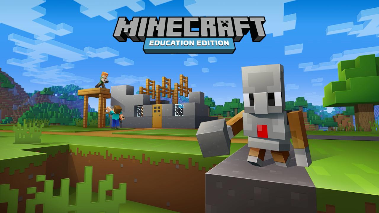 Minecraft: Education Edition Live on iPad YouTube