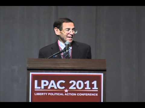 LPAC 2011: Bruce Fein - Pt.1