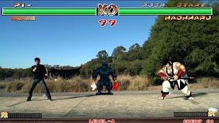 Real life Samurai Shodown