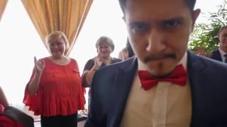 Ведущий на свадьбу и юбилей Роман Александров 2017