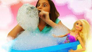 Лучшие серии видео для девочек с лучшей подружкой Викой и куклой Барби