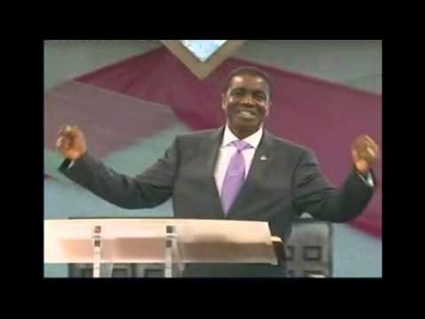 Bishop Abioye - Creating A Platform For Divine Visitation (Part2A)