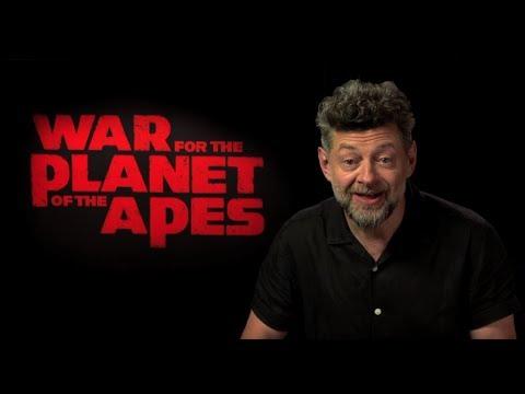 Planeta dos Macacos: A Guerra | Recado de Andy Serkis | Legendado HD