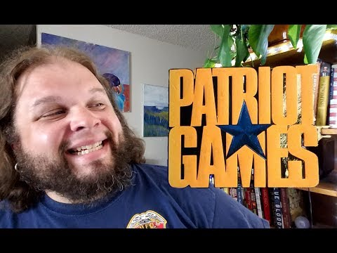 Book Review: Tom Clancy's Patriot Games