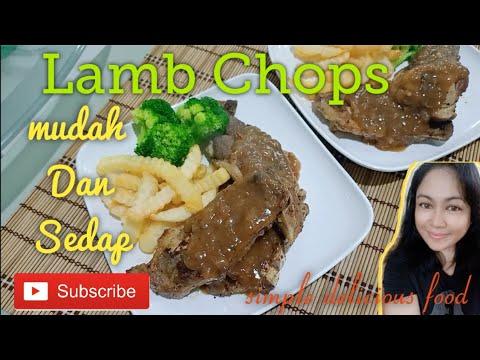 cara-memasak-lamb-chops-mudah-dan-sedap