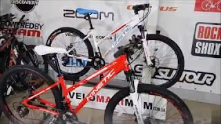 """Обзор на велосипед KINETIC VESTA 27.5"""" NEW от магазина velomaximum.com.ua"""