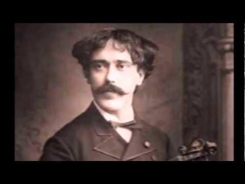 Sarasate - 'Carmen' Fantasy, Op. 25 (Jaime Laredo Debut Recording)