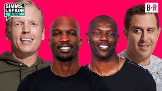 "Ochocinco's Story About ""Almost"" Beating Up Ray Lewis 😳 