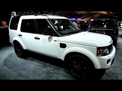 2014 Land Rover Lr4 Fuji White Black Pack R14094 Doovi