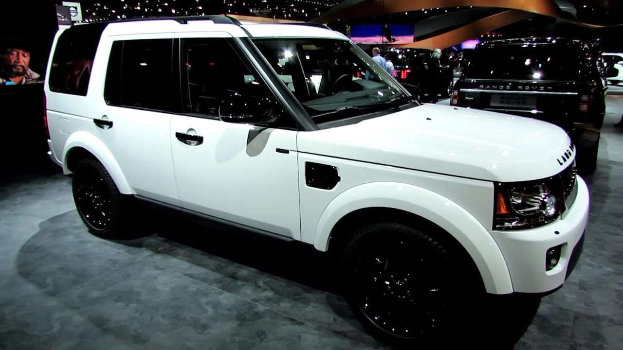 2014 Land Rover LR4 SCV6   Exterior And Interior Walkaround   2013 LA Auto  Show   YouTube
