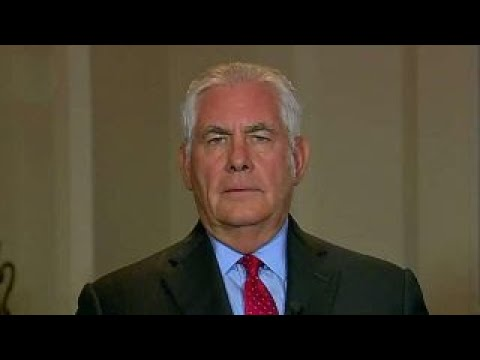 Tillerson on Russia, Trump's UN speech, NKorea, Iran deal