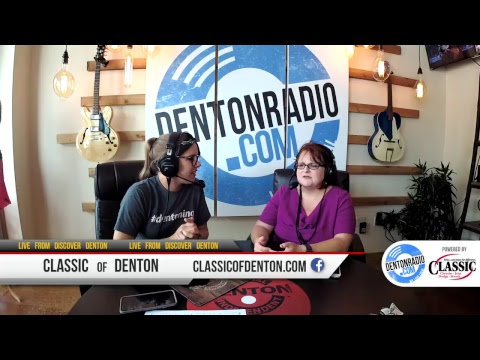 LIVE with the Denton Record-Chronicle!