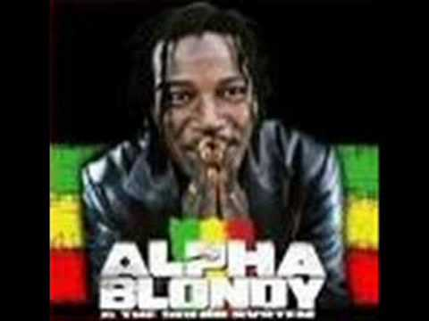ALPHA BLONDY Le Chiens