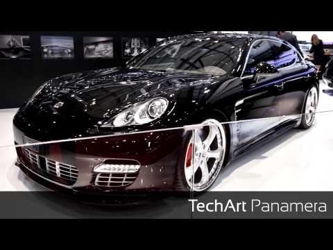 Motorshow Geneva 2011. Лучшие автомобили мира.
