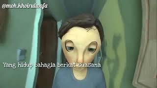 Gambar cover status wa galau (depresi)